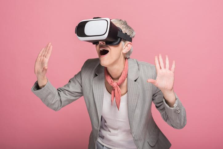Midlife virtual reality